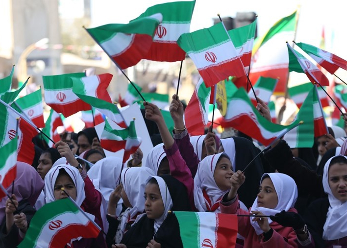راهپیمایی 13 آبان در یزد