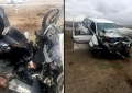 چهار کشته در تصادف خونین جاده اردکان