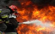 بشکههای روغنی  فولاد یزد را به آتش کشید