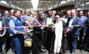 پایانه مسافربری دولت آباد یزد به بهرهبرداری رسید