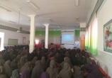برگزاری کارگاه کسب رتبه برتر کنکور با حضور بهروز ساربانی در یزد